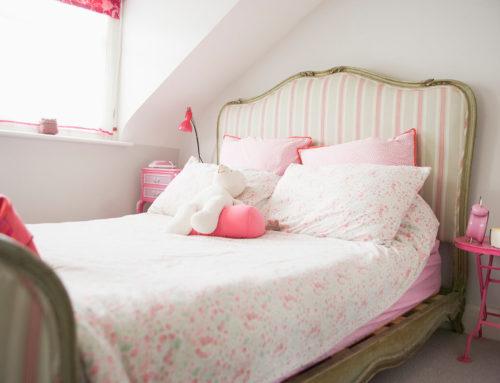 Protege a tus hijos: dormitorios infantiles ecológicos