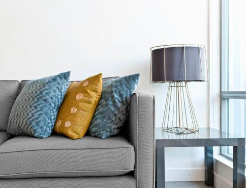 10 tips para redecorar salones pequeños